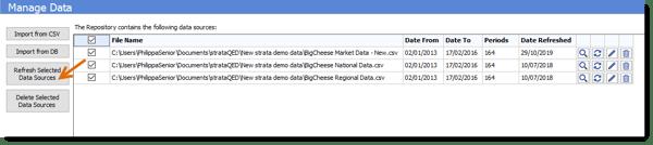 2 fresh data