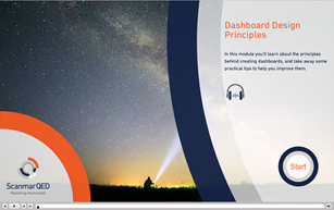 MT dashboard course