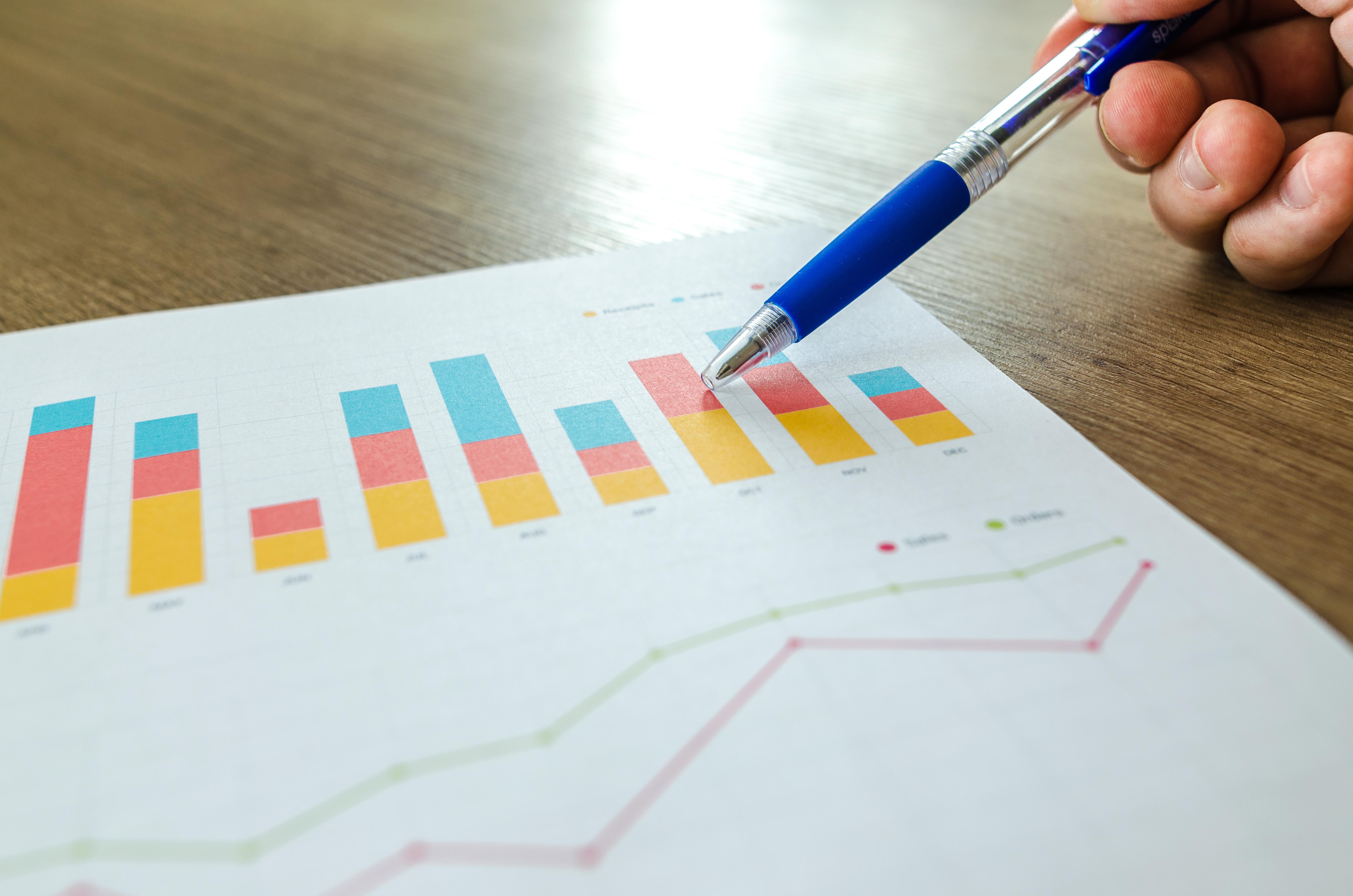 Revenue Growth Graph